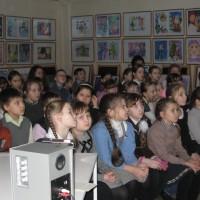 Учащиеся ДХШ №1 собрались для путешествия в Калевалу.