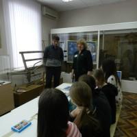 Начинаем мастер-класс с В.А. Дыриным.