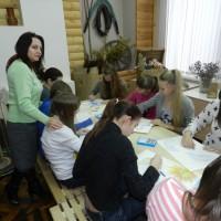 М.Н. Королёва довольна своими  учениками.