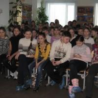 Учащиеся ДХШ №2 в ожидании праздника Калевалы.