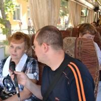О значимости проекта говорит заместитель директора гимназии №20 Е.М. Шумилкина.