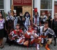 Коллекция костюмов «Сияжар». Мордовия