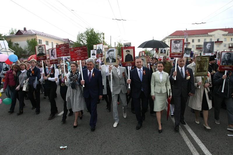 Бессмертный полк в Саранске 2017 (18)