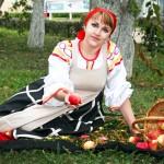 Дрожжин_Я в своём саду корзину яблок соберу1