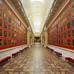 2. Военная галерея. Общий вид