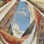 Колчанова-Нарбекова Л.Н. Ситцевая Русь. 1995. Х., м., темп. 40х40_измен.размер