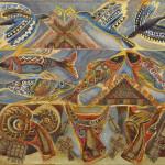 Колчанова-Нарбекова Л.Н. Три мира. 2001. Х., м. 60х75_измен.размер