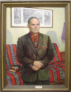 Портрет М_Девятаева