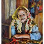 2 Калитина Е.Д. Девочка перед зеркалом_измен.размер
