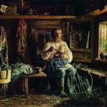 19. Владимир Максимов Слепой хозяин 1884