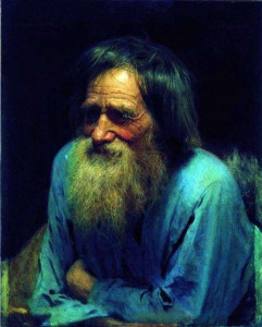 21.И.Крамской. Мина Моисеев.1882
