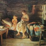 23.Лемох, Сестренка_1890