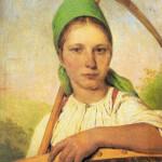 3.ВеециановКрестьянка с косой