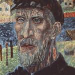33. Филонов Колхозник 1931